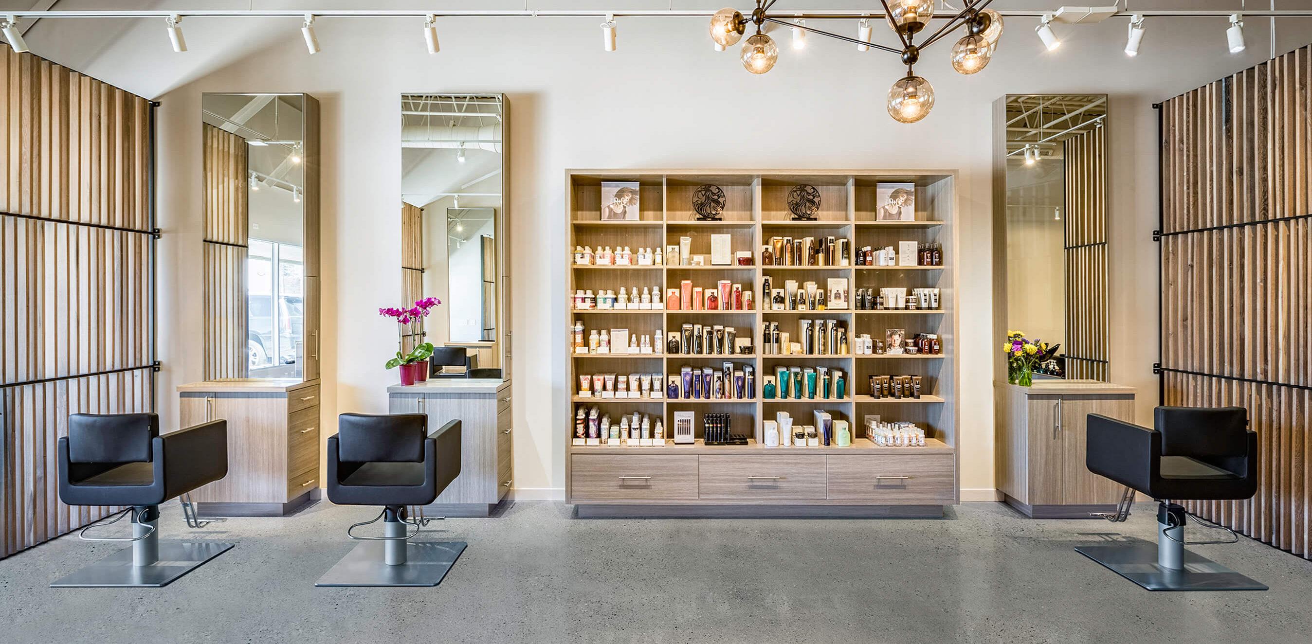 Wildheart salon Mequon Retail
